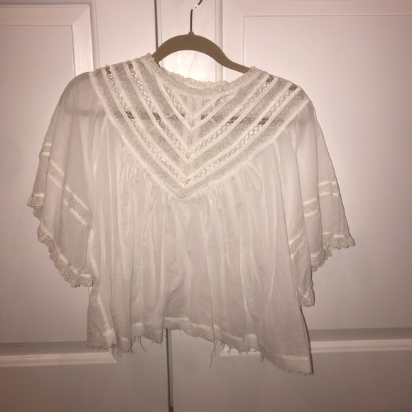 Free People Tops - Flowy shirt